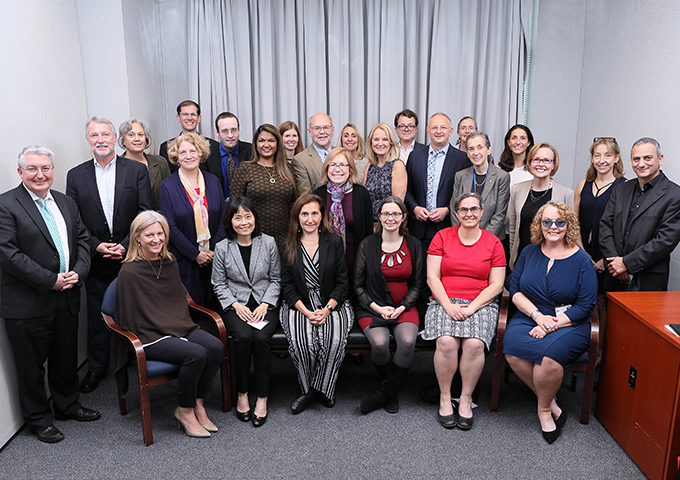 IACC Working Group, which was tasked with Improving Health Outcomes for Individuals on the Autism Spectrum