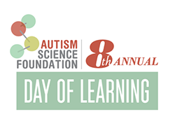 Autism Science Foundation Day of Learning Logo