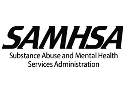 The Substance Abuse and Mental Health Services Administration Logo