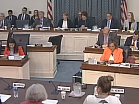 House Committee Hearing