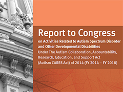 Report to Congress cover for 2018