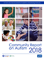 Community Report on Autism Cover