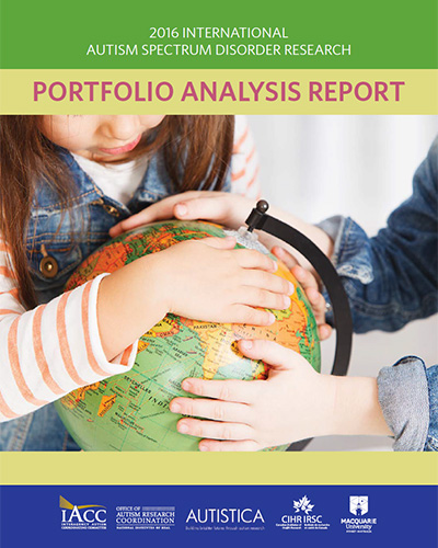 International Portfolio Analysis Cover 2016