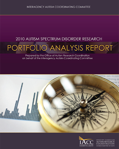 Portfolio Analysis Cover 2010