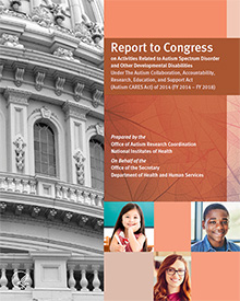 2018 Report to Congress Cover