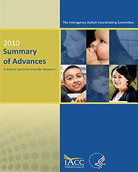 Summary of Advances Cover 2010