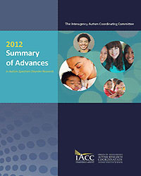 Summary of Advances Cover 2012