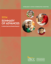 Summary of Advances Cover 2014