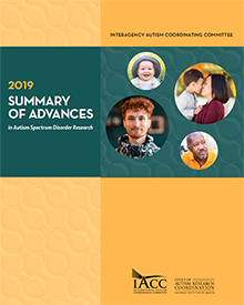 2019 Summary of Advances Cover