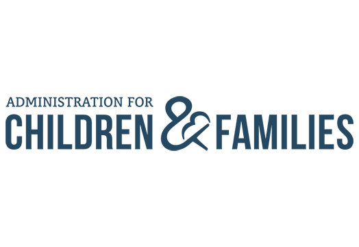Administration for children and families logo